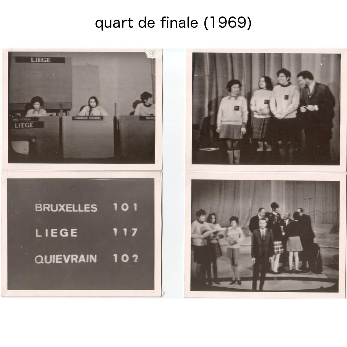 Télévision quart de finale